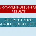 10th Class Result 2021 Rawalpindi Board